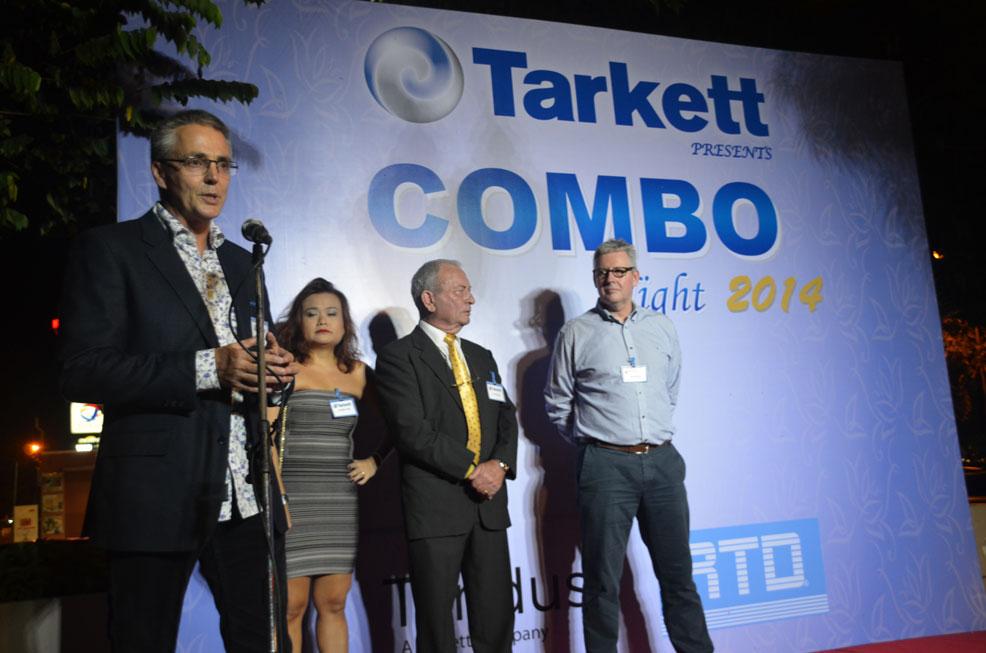 Rtd Launch New Tarkett Click Flooring Product – Construction