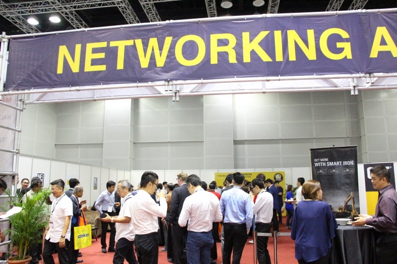 Largest Gathering Yet for Construction Industry at MBAM