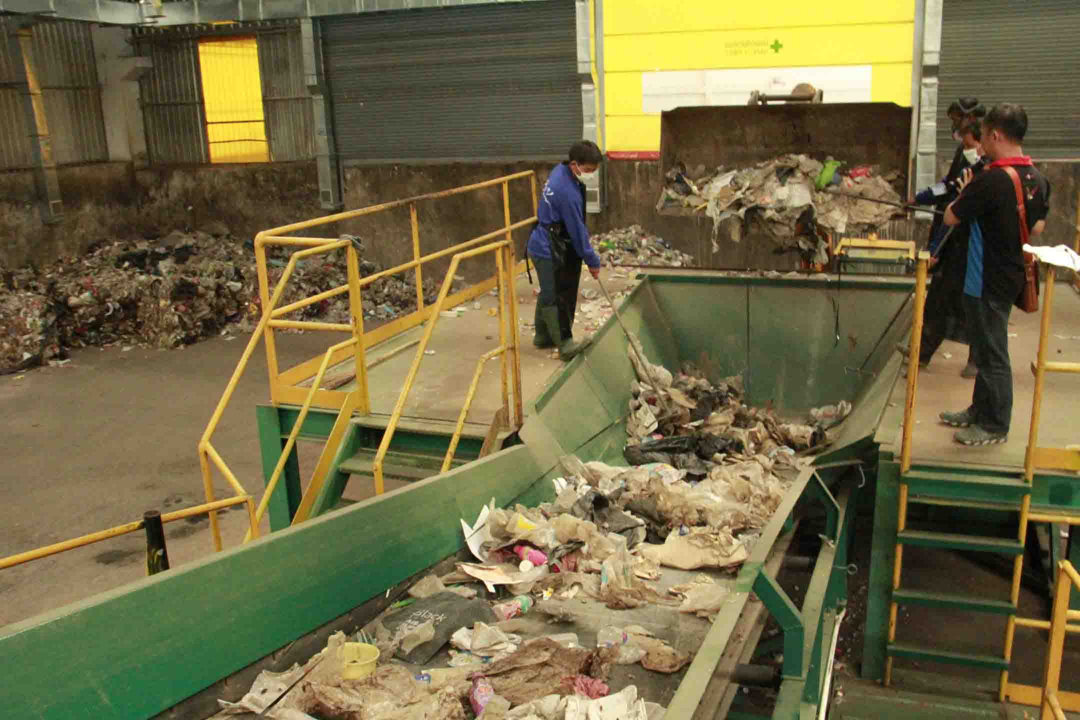 International Firms Eye Waste To Energy Plant In